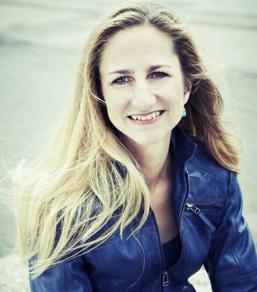 Camilla Carlsen Bechsgaard fotograferet af Kirstine Mengel