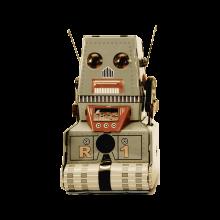 robot2 - pige m røde læber
