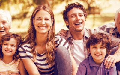 Konflikt eller glansbillede? Tjek de 7 spørgsmål og prik hul på familiemyterne!