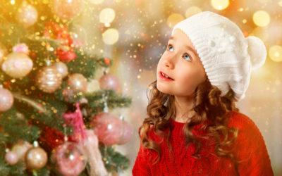Sådan får dit delebarn en god jul
