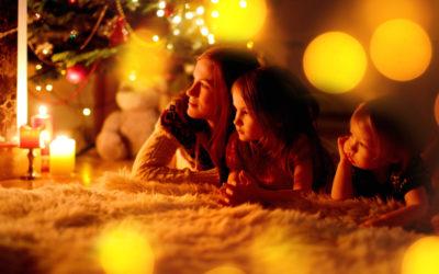 Sådan får du en jul uden konflikter i familien